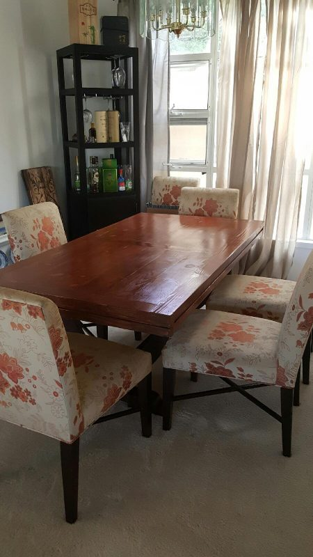Custom Farmhouse Table Top