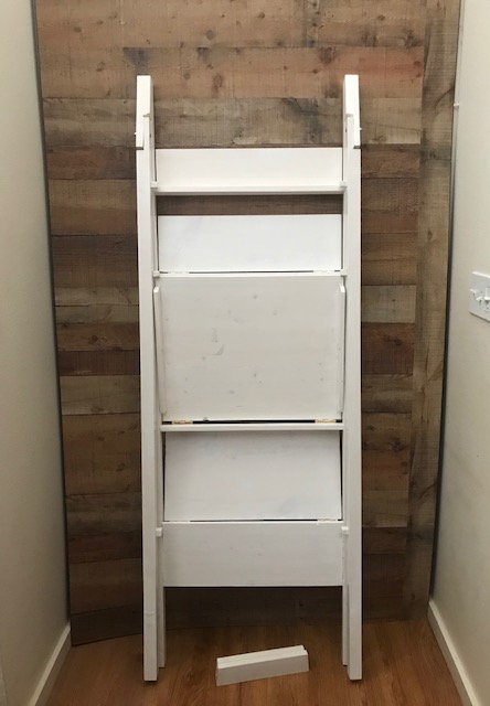 Modern Folding Ladder Desk Elon S
